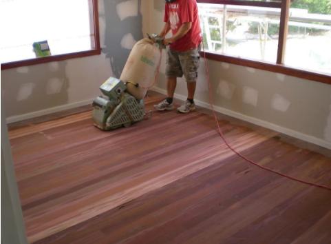 Sand Your Floor